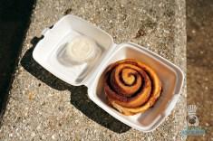 St. Augustine - The Bunnery - Cinnamon Roll