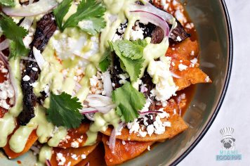 Upland Miami - Brunch - Chilaquiles