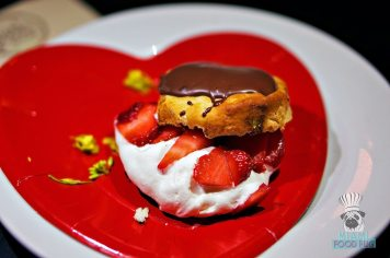 Arsht Center - Farm to Table Dinner - Florida Strawberry Short Cake