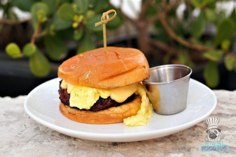 Pawn Broker - Brunch - Brioche Egg Sandwich