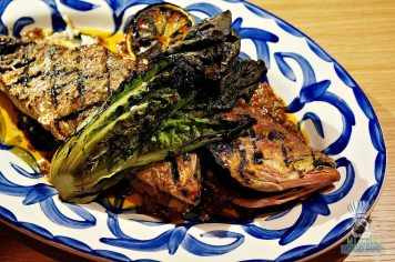 Point Royal - Grilled Whole Florida Snapper