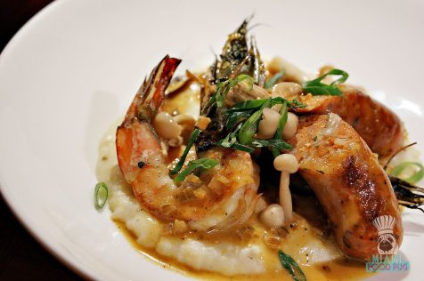 Point Royal - Shrimp & Anson Mills Grits