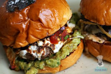 Pubbelly Station - Burger Week - The Fundido