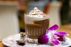 Tacology - Hot Chocolate Foam
