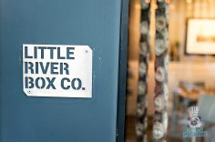 Charcoal - Little River Box Co