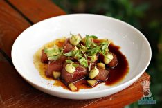 The Restaurant at The Raleigh - Tuna Poke