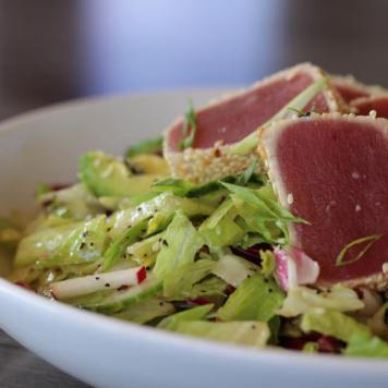 Matchbox - Ahi Tuna Salad