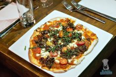 R House - Short Rib Pizza