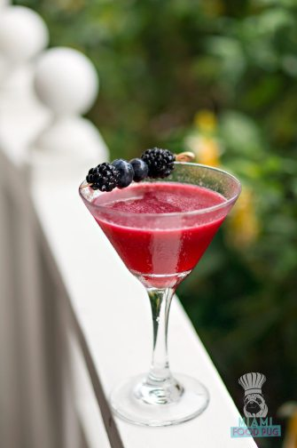 Essensia - Berry Martini