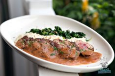 Essensia - Jerk Spiced Pork Tenderloin