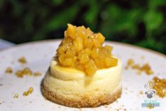 Essensia - Pineapple Cheesecake