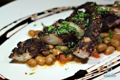 Fooq's - Grilled Octopus