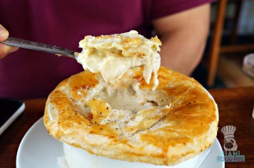 Founding Farmers - Chicken Pot Pie