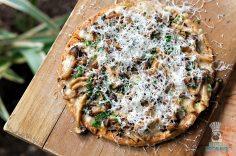 Le Zoo - Brunch - Mushroom Tart