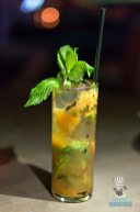 Monkitail - Grilled Peach Mojito