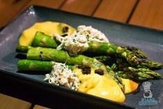 Radiator - Charred Asparagus