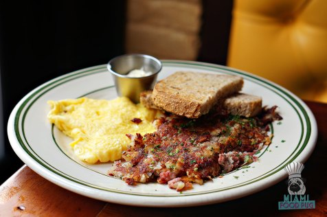 Ted's Bulletin - Corned Beef Hash