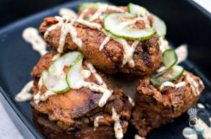 Bird and Bone - Hot Chicken