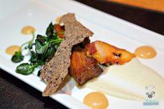 Bourbon Steak CORSAIR kitchen and bar - Miami Spice - Kurbuta Pork Belly