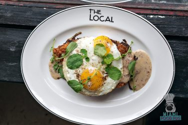 The Local - Brunch - Country Fried Pork Chop 2