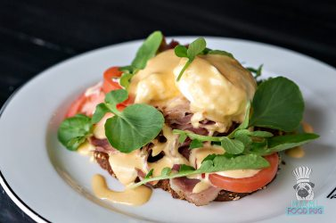 The Local - Brunch - Eggs Benedict