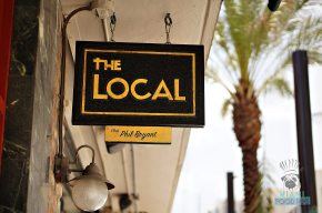 The Local - Brunch - Sign