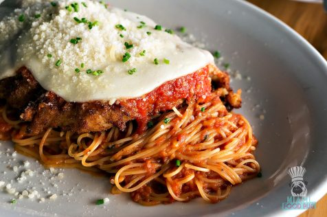 Blue Collar - Chicken Parm