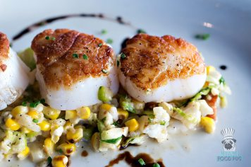 Blue Collar - Blue Collar - Seared Diver Scallops