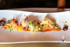 Palme d'Or - Miami Spice - Grilled Spanish Octopus