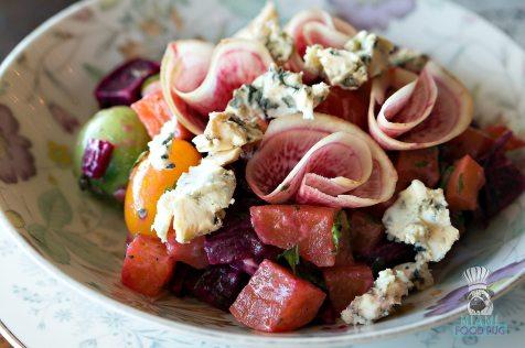 La Fresa Francesa - Roasted Beet Salad