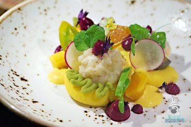 La Mar - New Menu Year Three - Causa Salad