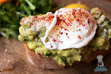 Lolo's Surf Cantina - Breakfast - Melbourne Avocado Toast
