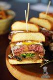Pinch - Born Free Shelter Brunch - Burger 3