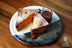 Pinch - Born Free Shelter Brunch - Guava-Stuffed French Toast 2