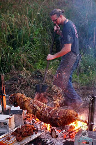 Swank Farms - Gauchos Asado Dinner - Stoke the Spit
