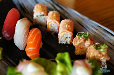 Tanuki - Brunch - Chefs Sushi Plate 2
