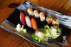 Tanuki - Brunch - Chefs Sushi Plate
