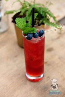 The Wilder - Pimm's Cup