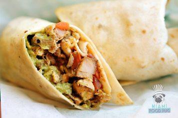 The Taco Stand - Pollo Asado Burrito