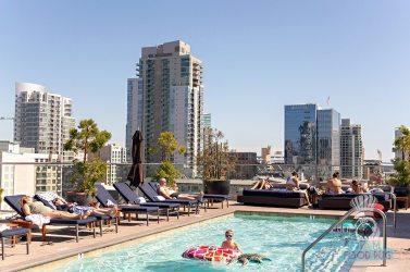 Andaz San Diego - Rooftop Pool