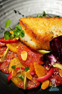 LT Steak and Seafood - Local Cobia Blackboard Special 2