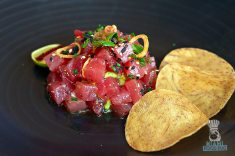 LT Steak and Seafood - Tuna Tartare 2