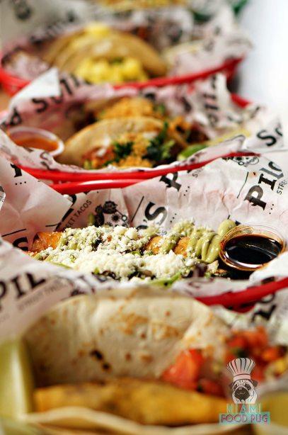 Pilo's Street Tacos - Tacos and Flautas