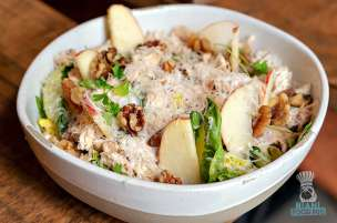 Le Chick - Chicken Apple Salad