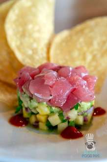Devon Seafood and Steak - Ahi Tuna Tartare