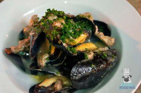 Arson - Mussels