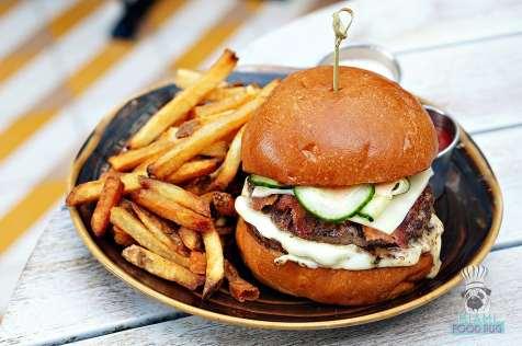 Bird & Bone - Dinner - Bird & Bone Burger
