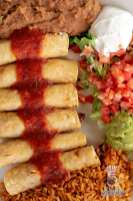 Chuy's - Chicken Flautas