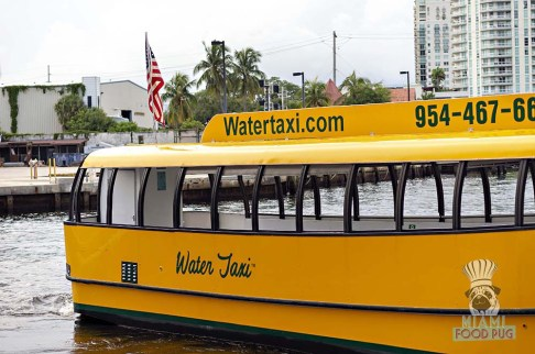 Fort Lauderdale - Water Taxi Vessel
