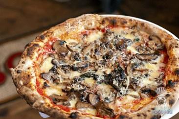 Louie Bossi's - Fungi Misti Pizza